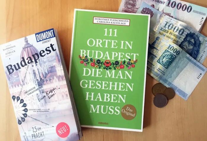 Reisefuehrer-Budapest