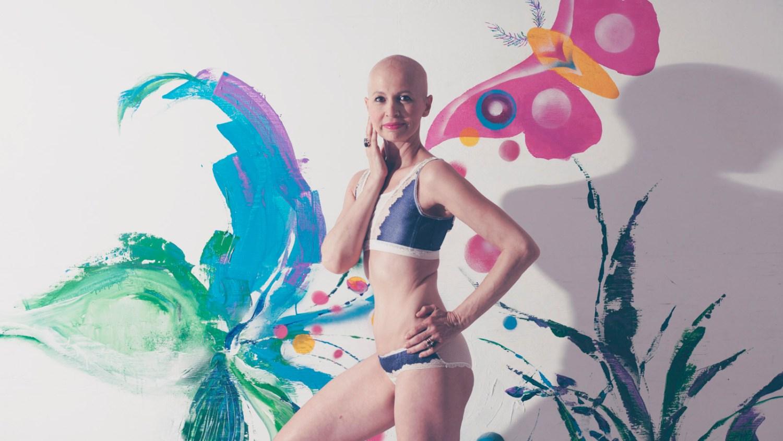 breast cancer lingerie