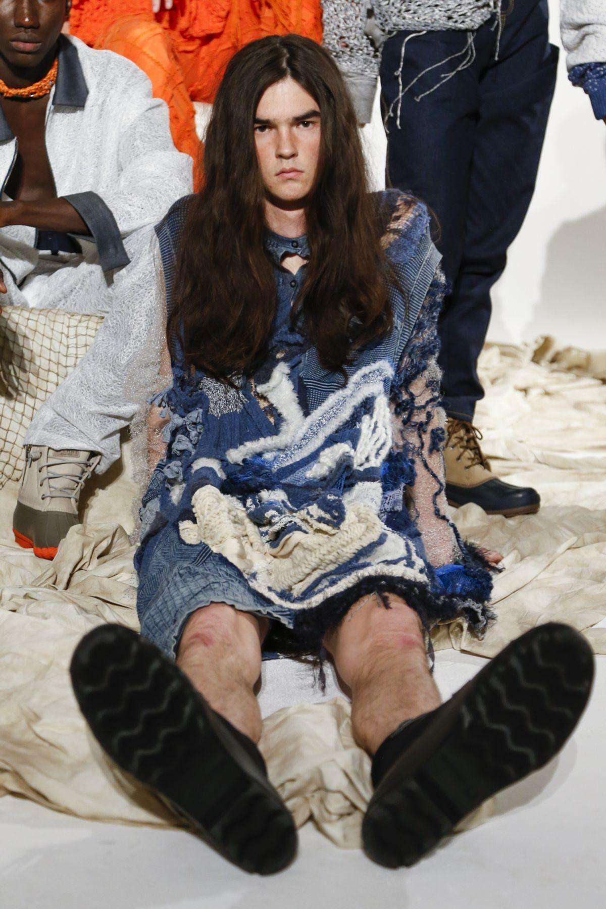 A/W19, Knitwear, Fabric, Yarn, NYFW,NYMD,A/W19, Woman Designer, HongKingDesigner
