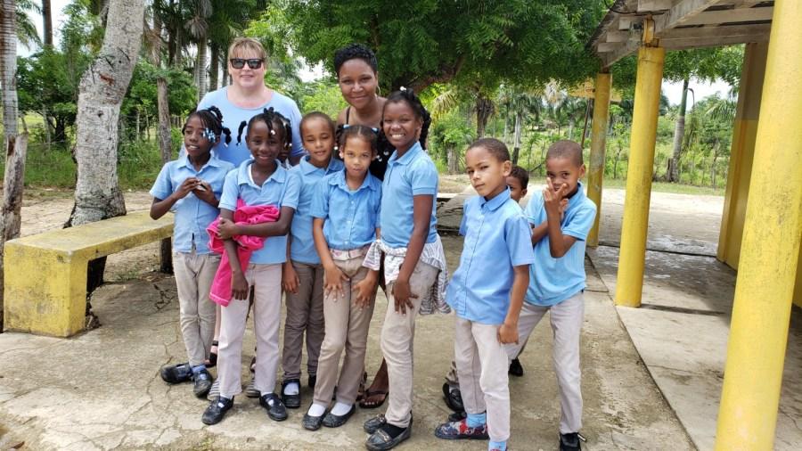 Visiting-School-in-Dominican-Republic