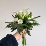 Small Simple Wedding Bouquet Welwyn Florist