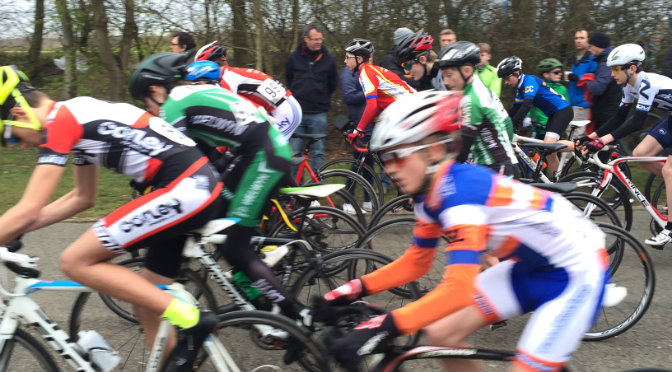 Welwyn Wheelers Riders Out In Force At Weekend