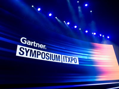 WEM drives Digital Transformation at Gartner ITxpo 2018