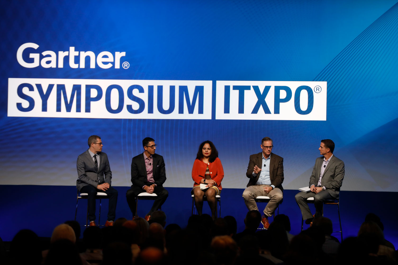 No-code platform WEM at Gartner Summit