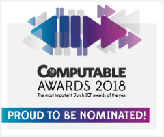 No-code platform WEM Computable Awards finalist!