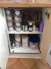 Everything labelled and easy to see :-)