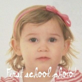 First nursery photo