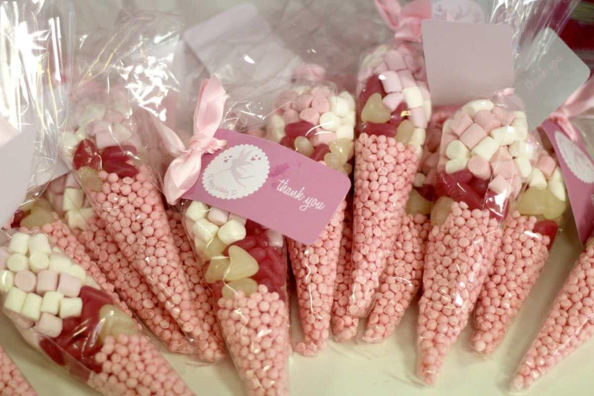 sweetie bag cones