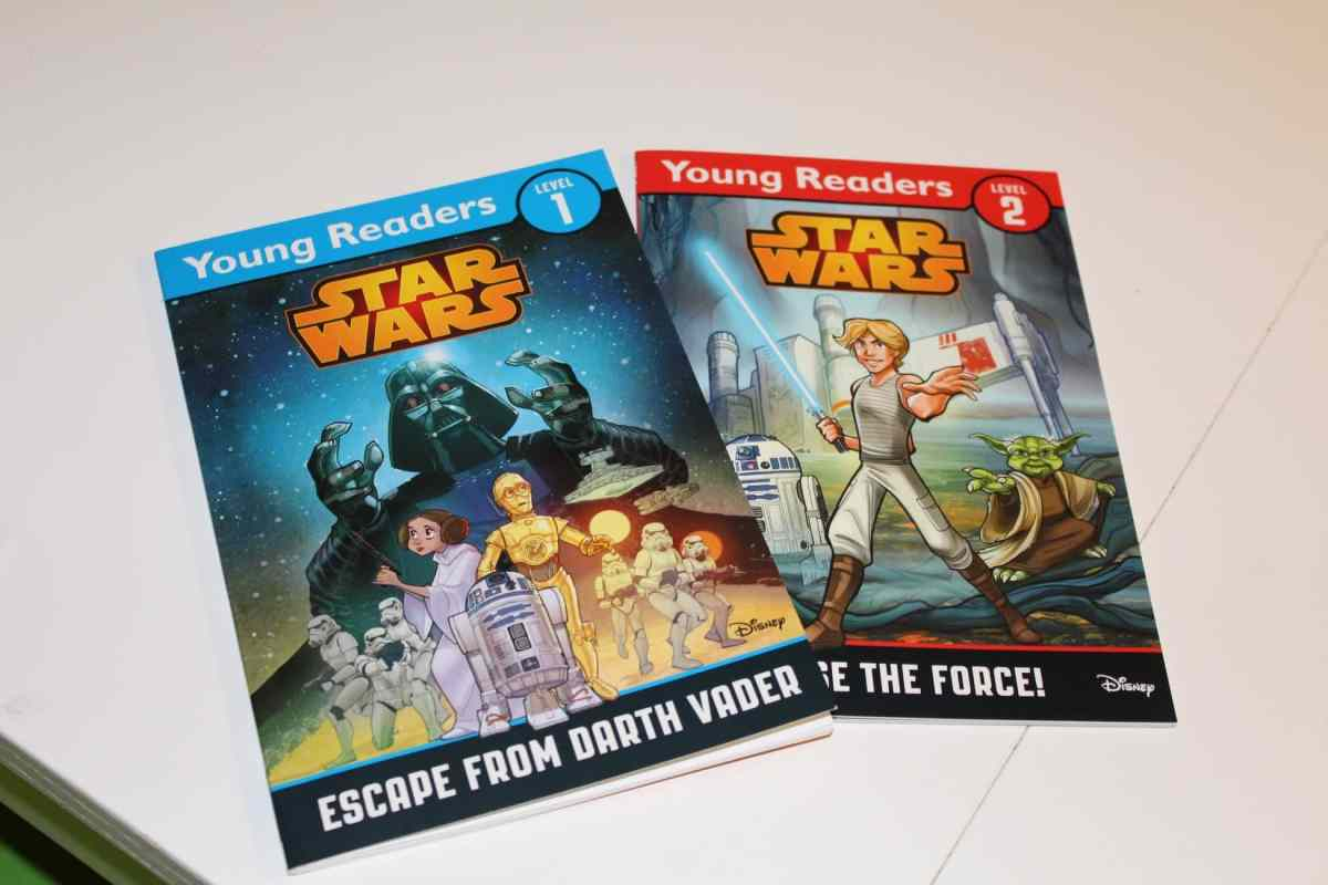 star wars early reader