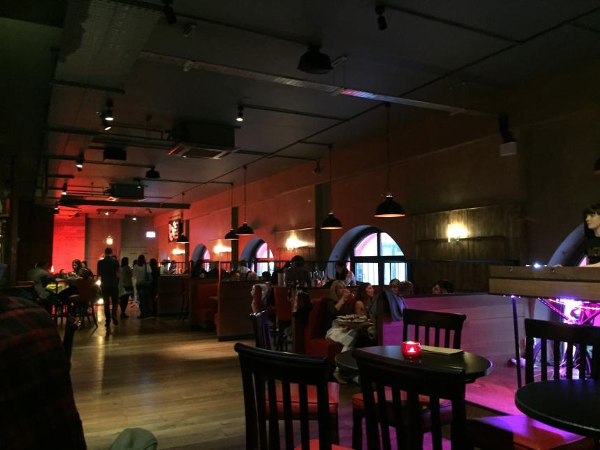 burger and lobster cardiff