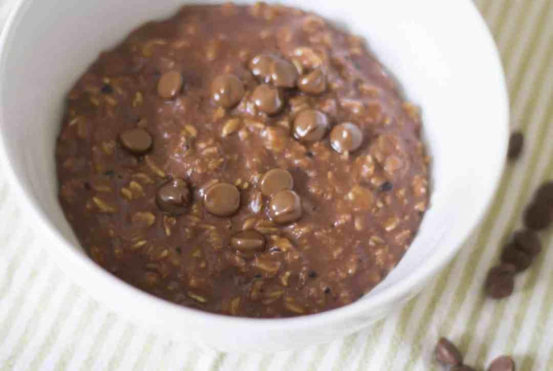Healthy Chocolate Porridge Recipe
