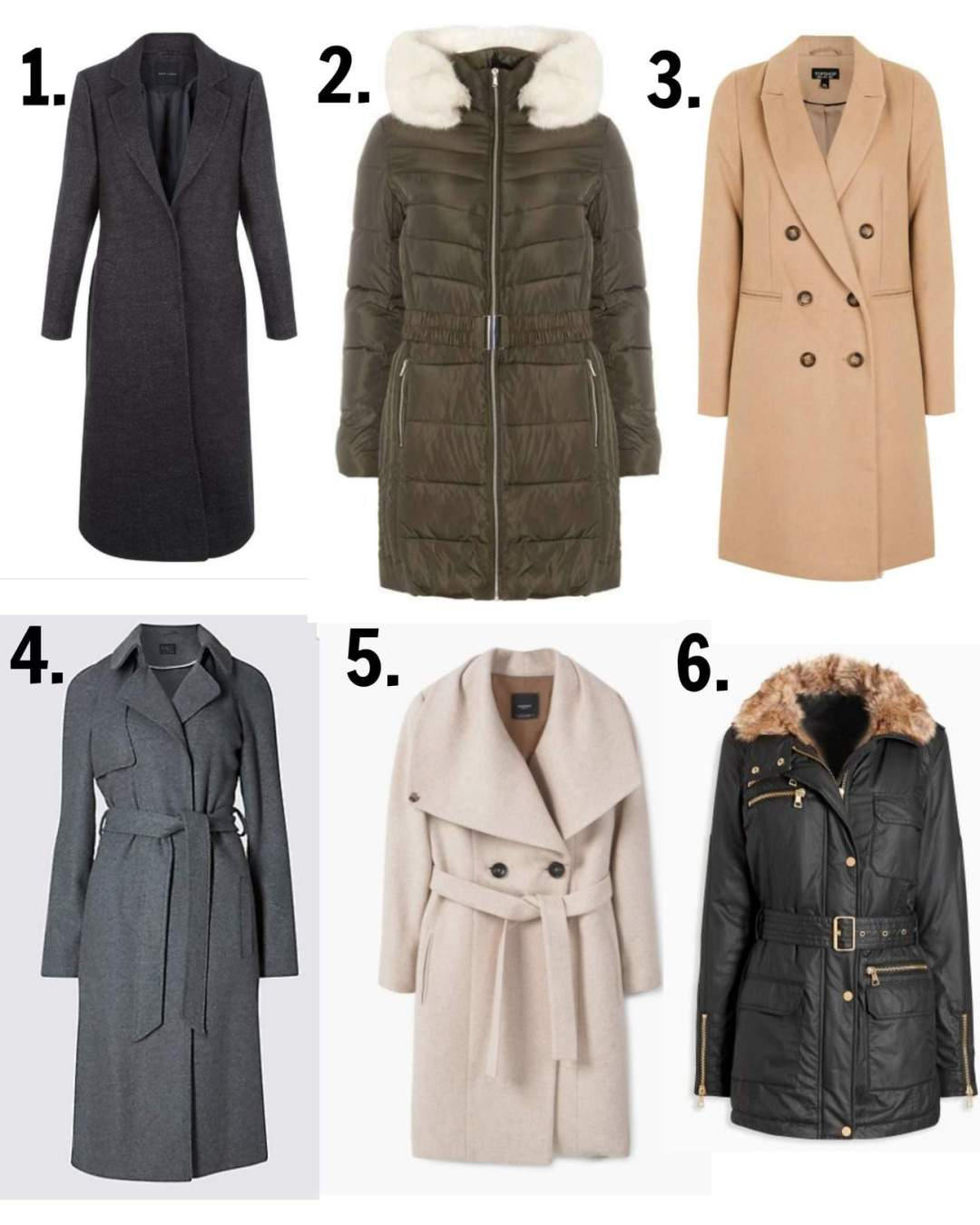 favourite coats winter 2016
