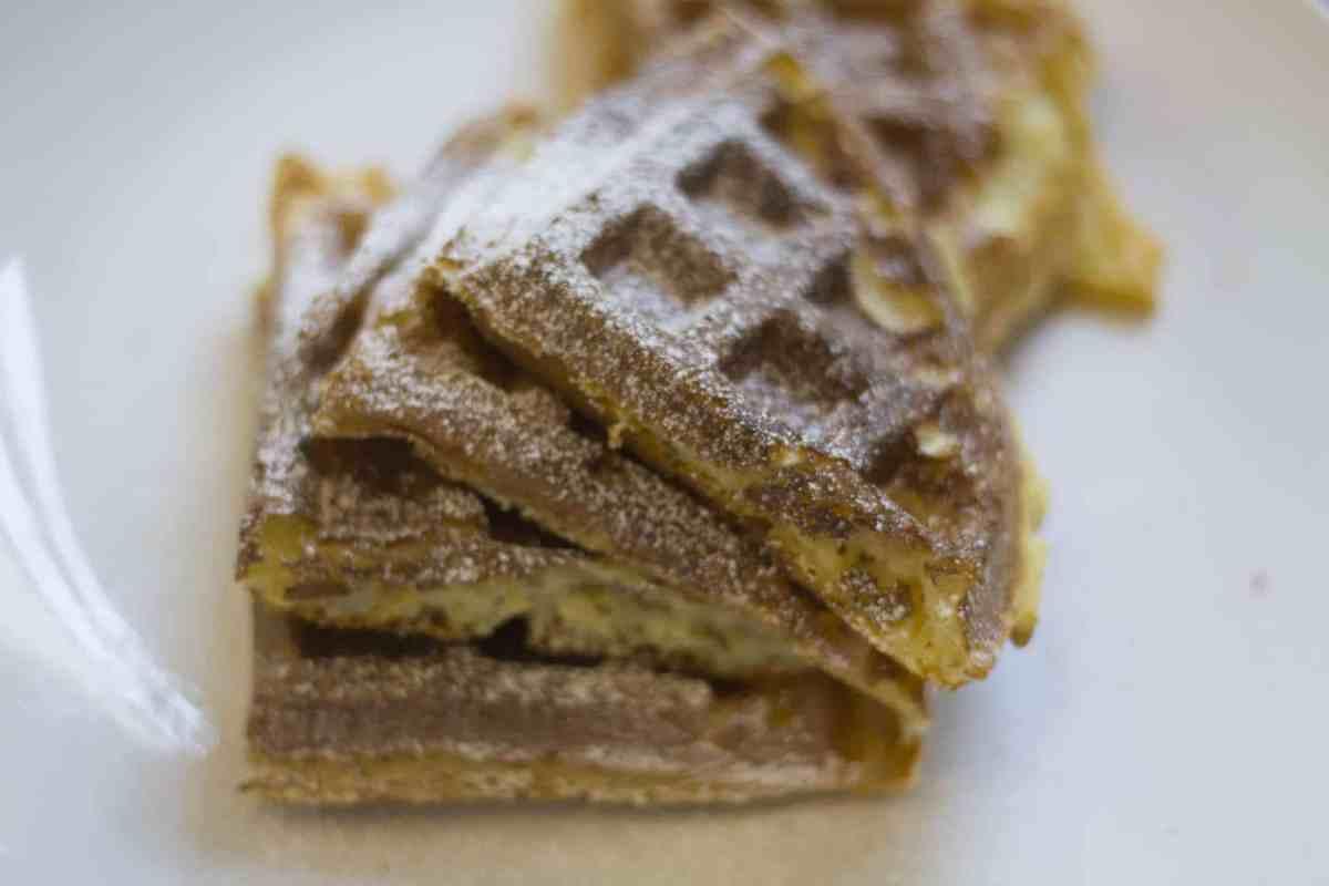 Recipe: Homemade Breakfast Waffles