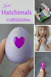 Hatchimals colleggtibles hatching