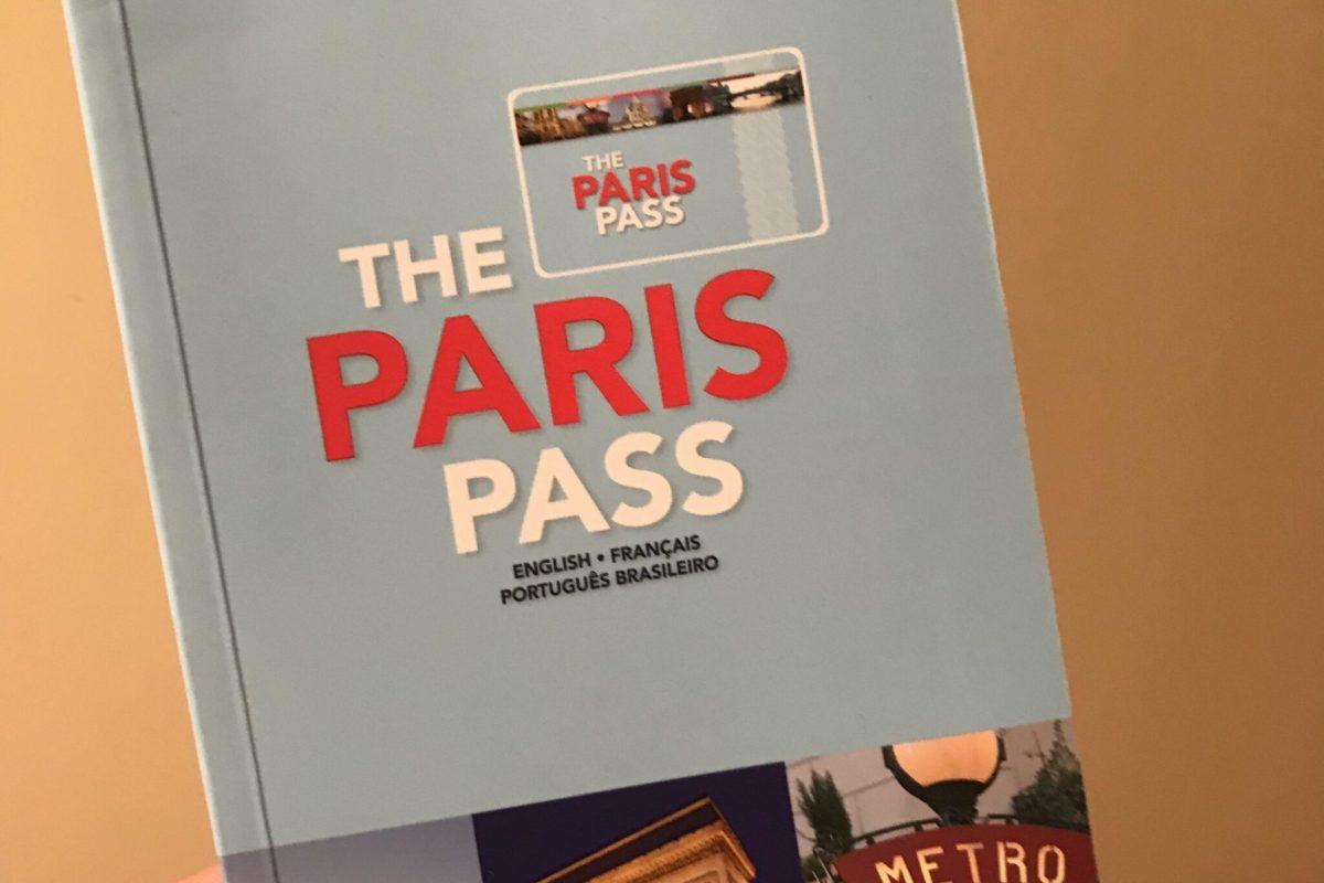 Visiting Paris with Paris Pass
