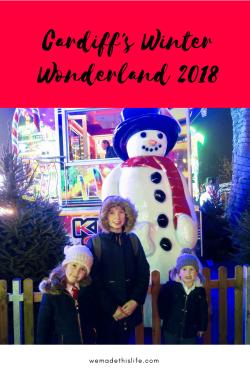 Cardiff's Winter Wonderland 2018