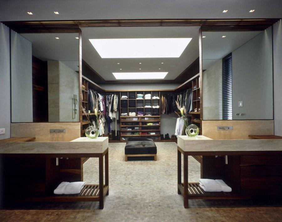 Light up your closet with natural light