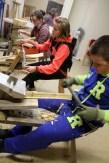 Future furniture makers!