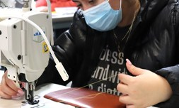 Industrial Sewing Training