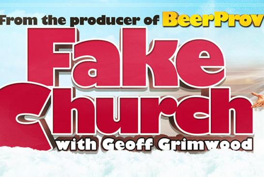 Fake Church (Comedy Show Recap)