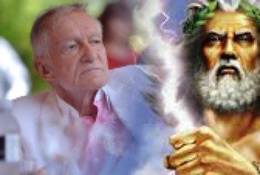 HUGH HEFNER AND ZEUS IN HEAVEN OR WHEREVER: A PLAY IN ONE ACT (ARTICLE)