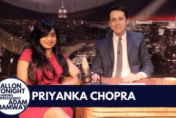 Priyanka Chopra Interview Fallon Tonight