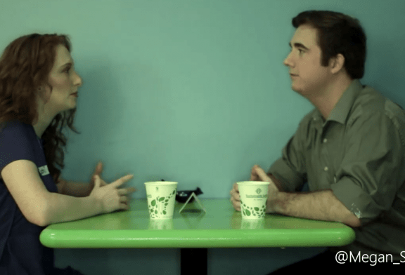 Liberal Elite Speed Dating (Video)