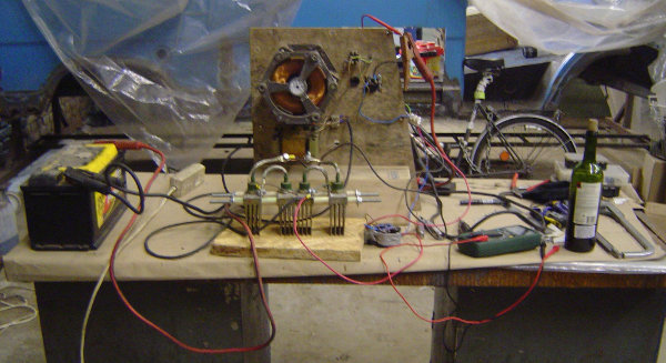 Simple Auto Cut Off 12v Battery Charger Eleccircuitcom
