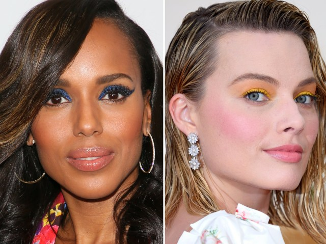 80S Eye Makeup 9 Beauty Looks Inspired The 80s You Should Try Now Allure