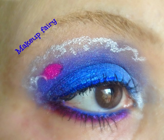 80S Eye Makeup Tinklesmakeup Eye Makeup Look 80s Icon Series 1 Cyndi Lauper