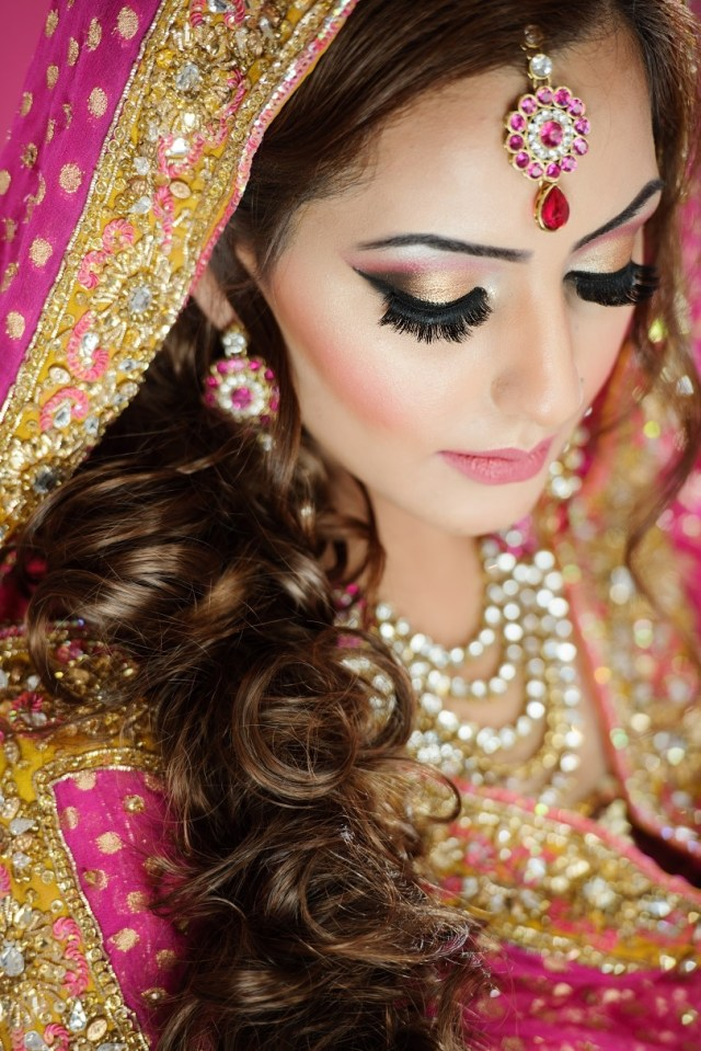 Bengali Eye Makeup 20 Most Fantastic Tips For Indian Bridal Makeup