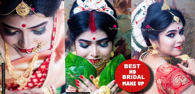 Bengali Eye Makeup Best Bridal Make Up 2018 The Top Bridal Makeup Piyali Ghosh