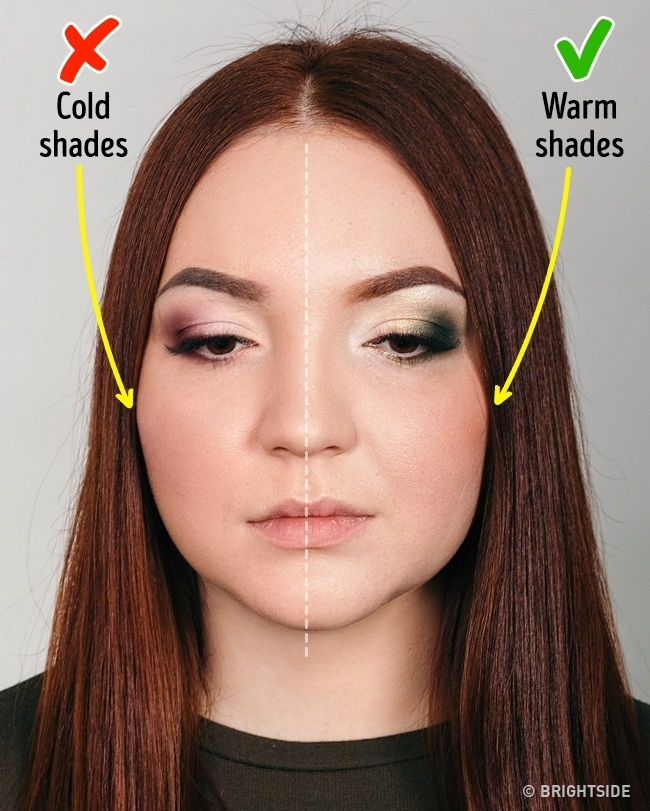 Best Eye Makeup For Pale Skin The Best Guide To Choosing The Ideal Makeup For Your Appearance Type