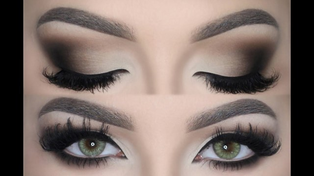 Best Makeup For Hazel Eyes Smokey Eye Makeup For Hazel Eyes Makeup Styles