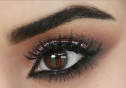 Best Smokey Eye Makeup For Brown Eyes How To Make Brown Eyes Pop Brown Smokey Eye Youtube