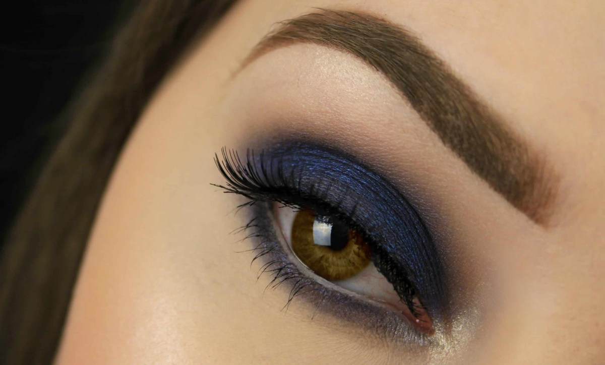 Best Way To Do Makeup For Blue Eyes 10 Makeup Ideas For Brown Eyes Ritely
