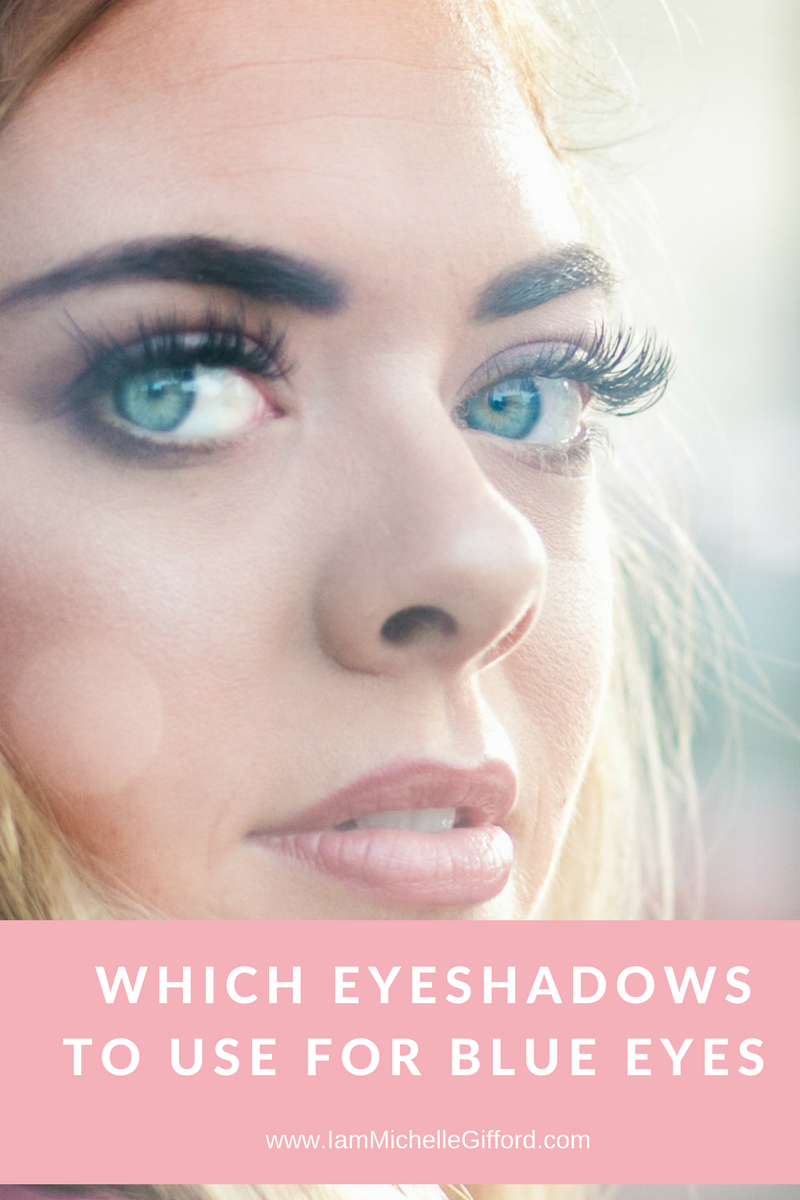Best Way To Do Makeup For Blue Eyes Best Eyeshadow For Blue Eyes With Maskcara Makeup Maskcara Beauty Girl