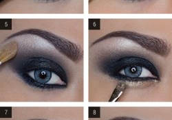 Black Eye Makeup Step By Step 15 Smokey Eye Tutorials Step Step Guide To Perfect Hollywood Makeup