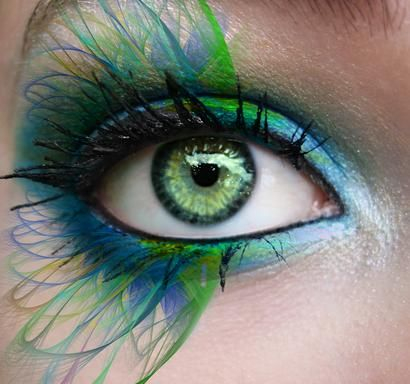 Blue Green Eyes Makeup Amazing Blue And Green Eye Makeup Steemit