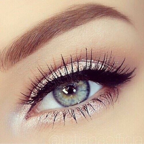 Blue Green Eyes Makeup Blue Eyes Eye Makeup Eyebrows Eyes Green Eyes Grunge Hazel