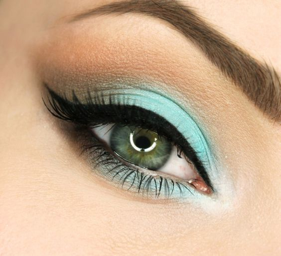 Blue Green Eyes Makeup Eye Makeup For Green Eyes Makeup Looks For Green Eyes