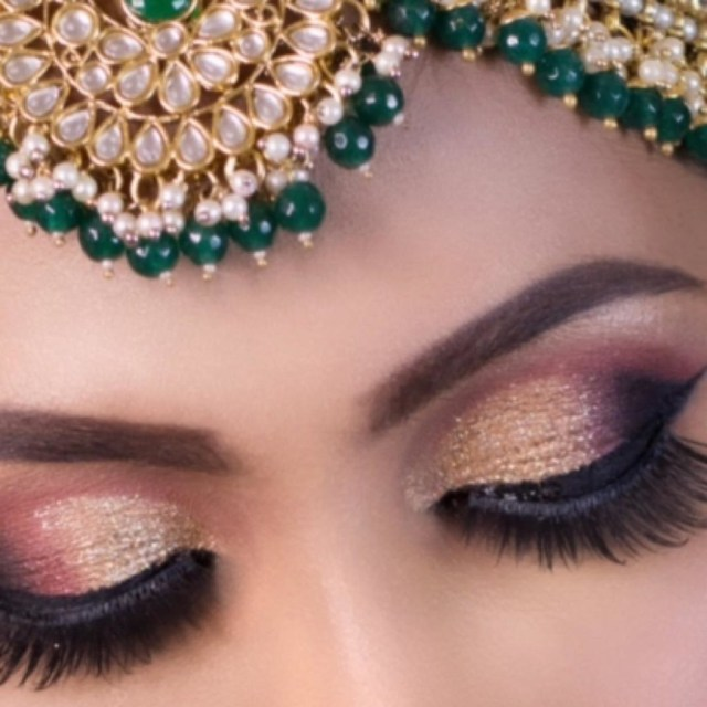 Bridal Eyes Makeup Pictures 21 Latest Bridal Eye Makeup Looks Every Bride Needs To Know Wedabout