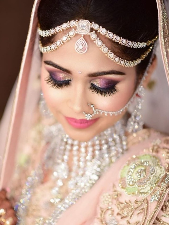 Bridal Eyes Makeup Pictures Bridal Makeup Looks Which Rocked The 2018 Indian Wedding Season Blog