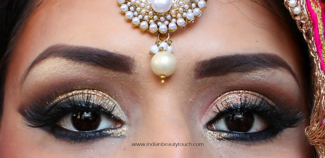 Bridal Eyes Makeup Pictures How To Do Indian Bridal Eye Makeup Indian Beauty Touch