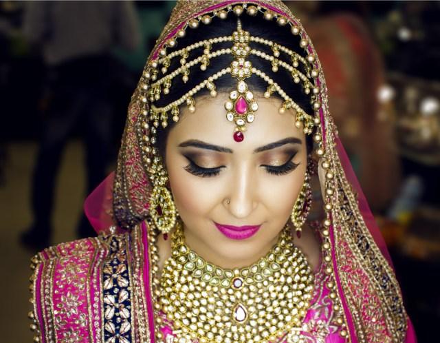 Bridal Eyes Makeup Pictures Indian Bridal Eye Makeup Tips Chandni Singh