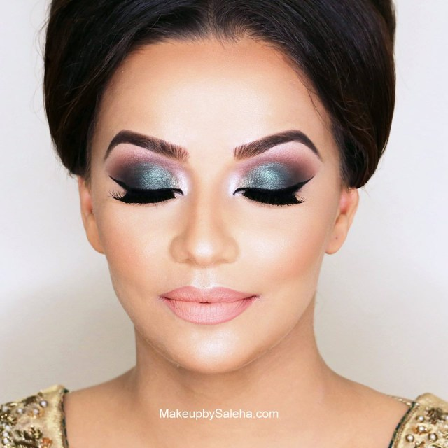 Bridal Eyes Makeup Pictures Indian Bridal Wedding Makeup Step Step Tutorial With Pictures