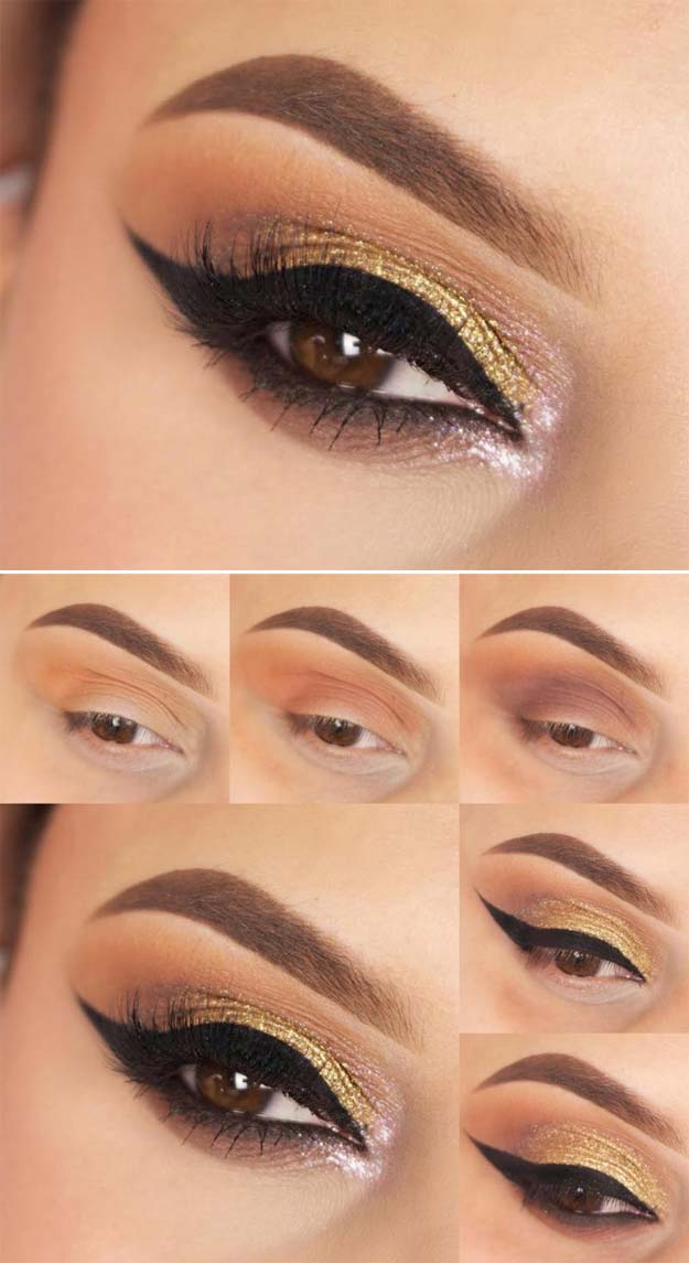 Bridal Makeup Hooded Eyes 30 Wedding Makeup For Brown Eyes The Goddess