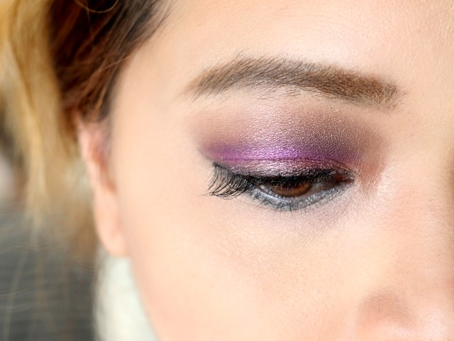 Brown And Purple Eye Makeup 3 Ways To Wear Purple Eyeshadow Wikihow