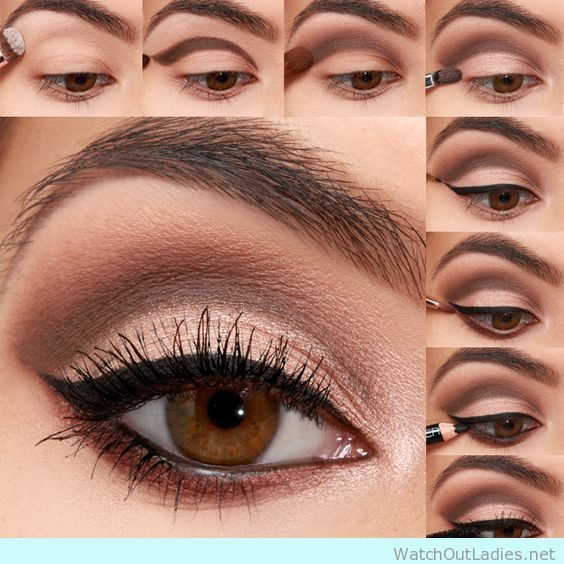 Brown Eyes Makeup Tutorial 45 Brown Eyes Makeup Looks And Tutorials To Highlight Those