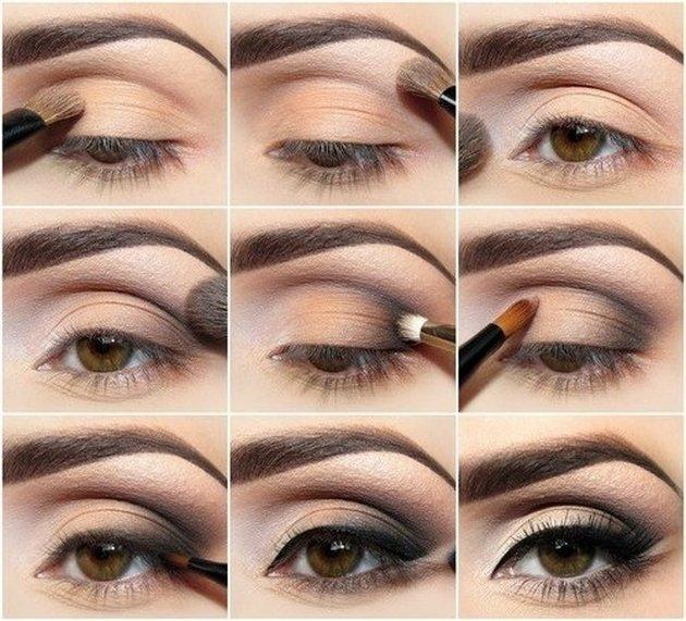Brown Eyes Makeup Tutorial Eye Makeup Tutorial For Brown Eyes